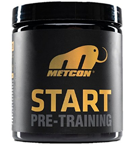 MetCon Start Pre-Workout Supplement
